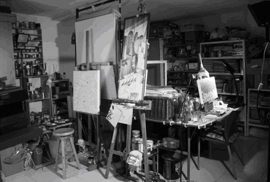 Ramon Gasch Workshop