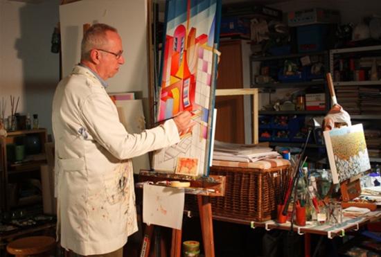 Ramon Gasch paintings